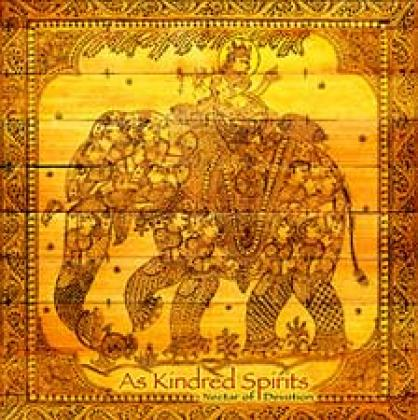The Cover of Nectar of Devotion by As Kindred Spirits