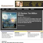 Harmonist.us Review of Ten Million Moons