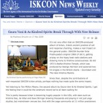 ISKCON News Review of Ten Million Moons