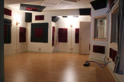 Avatar Studios - Performance Room