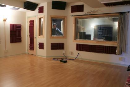 Avatar Studios - Performance Room and Vocal Booth