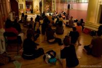 Kirtan at Astanga Yoga NYC