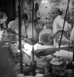 Madhava das at the 24 Hour Kirtan 2008
