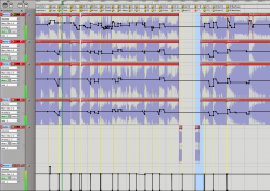 Sequence of Recordings for the 24 Hour Kirtan Recordings