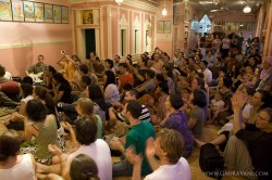 Full House at Ashtanga Yoga