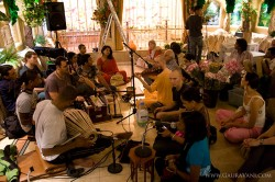 Kirtan with Madhava and As Kindred Spirits