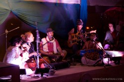 Gaura Vani and the Mayapuris play at Entheon Village