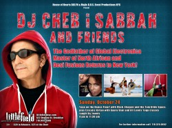 Cheb i Sabbah and Friends