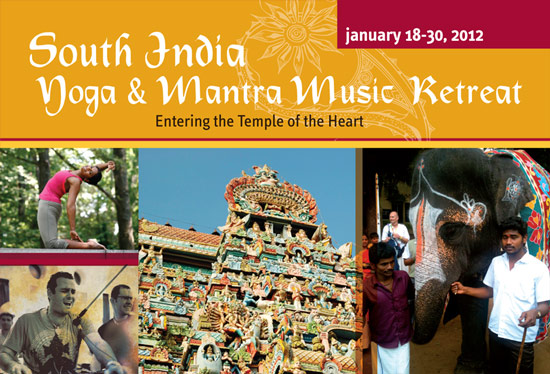 South India Retreat with Gopi and Gaura